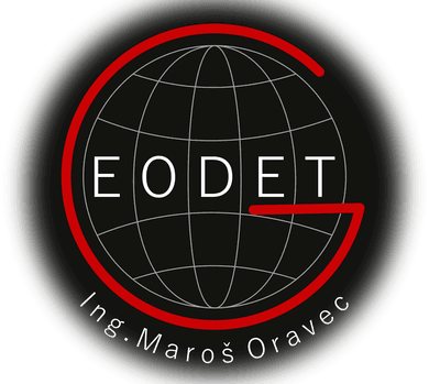 Geodetické práce - informácie a ceny - Ing. Maroš Oravec - Geodet